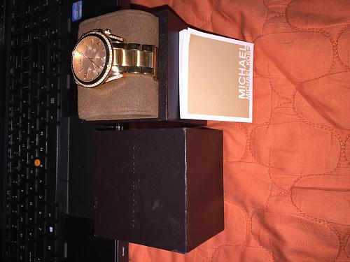Michael Kors Blair Rose Gold-tone Chronograph Ladies Watch MK5263-img_3188.jpg
