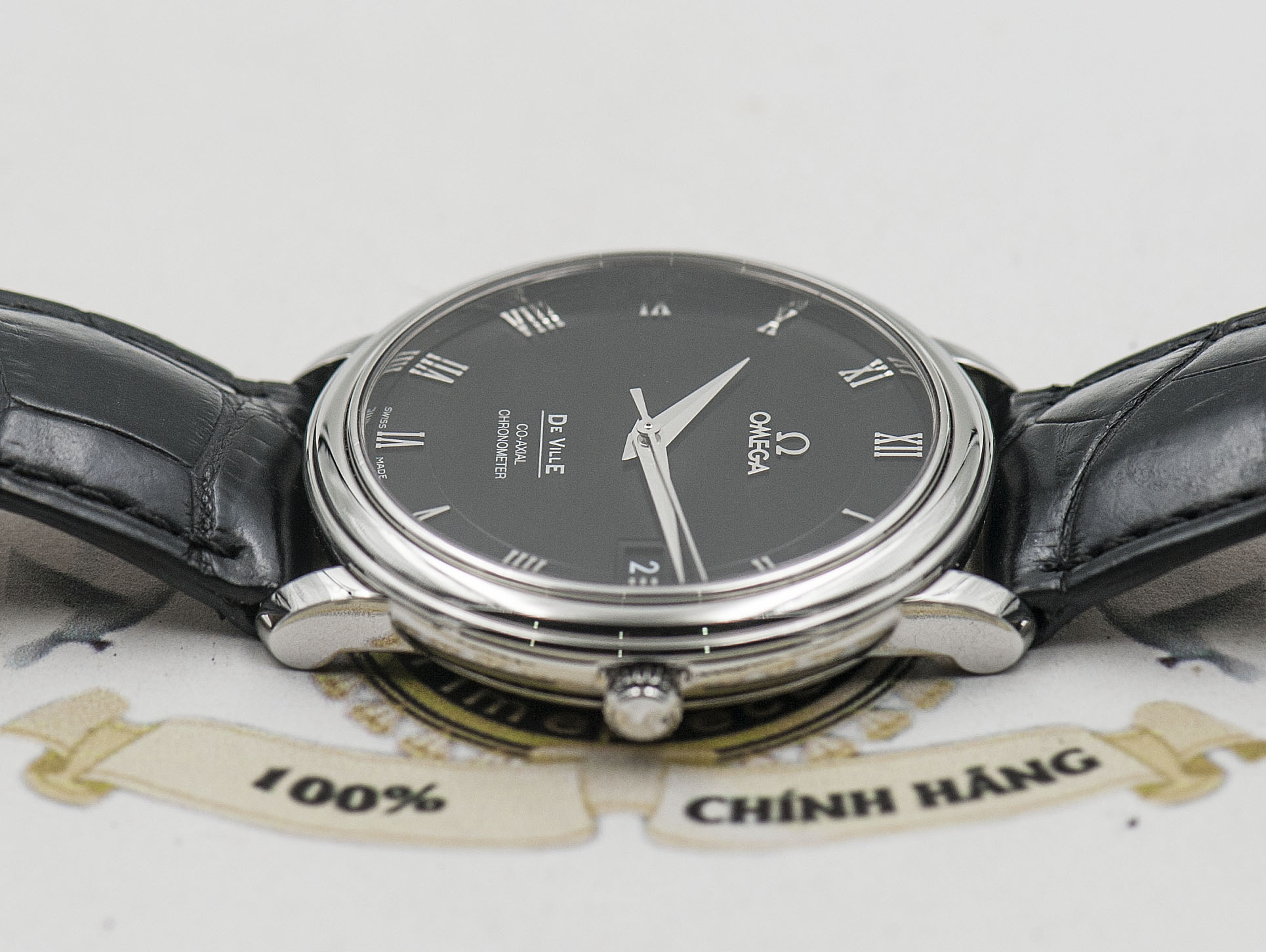 Đồng Hồ Omega Deville Co-axial Automatic