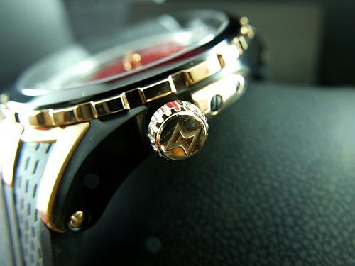 Edox Grand Ocean Automatic rose gold PVD rubber straps-img_1815.jpg