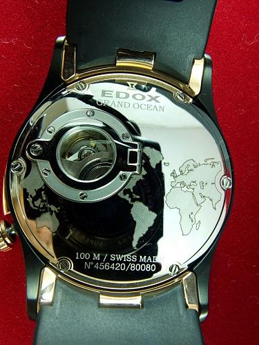 Edox Grand Ocean Automatic rose gold PVD rubber straps-img_1811.jpg