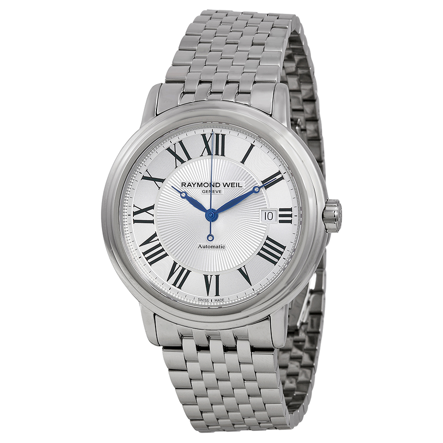 Raymond Weil Maestro automatic Stainless Steel Case