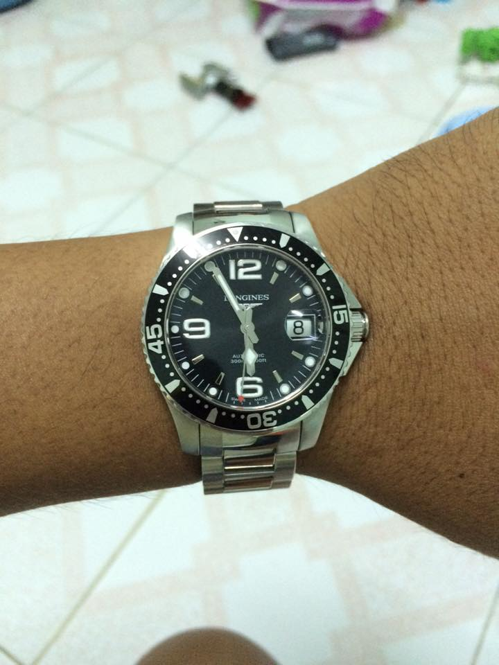Bán ĐH Longines Hydro Conquest Automatic Size 39mm !