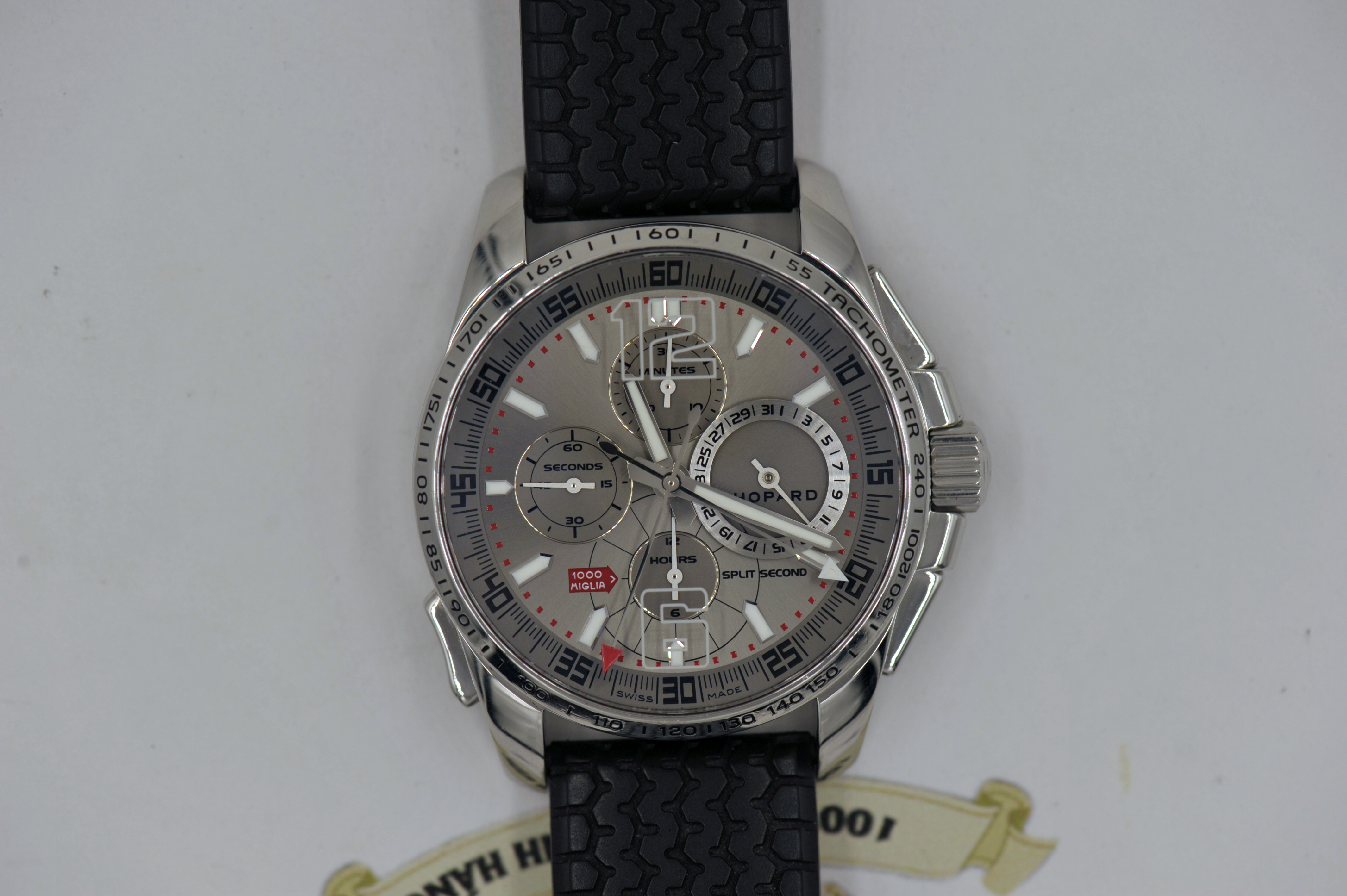 Bán đồng hồ Chopard Chronograph Automatic Split Seconds Limited Edittion.