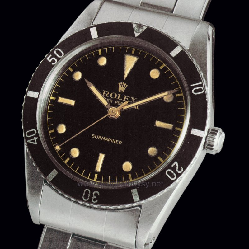 Sea-Dweller/ Submariner/Submariner Date Reference/Model numbers