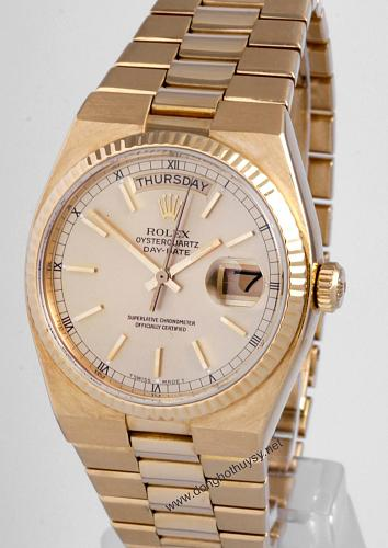 Những dòng đồng hồ Rolex Oysterquartz Datejust-Day-Date Reference-Model numbers-oyster-day-date-quartz-19018-www.donghothuysy.net.jpg